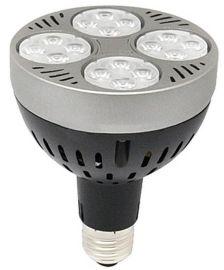 2014年爆款 LED灯具外壳 PAR30 35W 外壳套件,3030灯珠,建准风扇