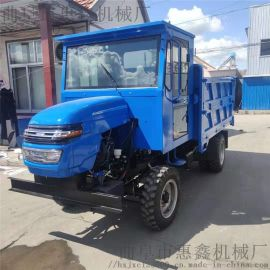 載重5噸的四輪拖拉機-四驅大馬力四不像