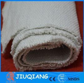 厂家供应**硅酸铝陶瓷纤维布 陶瓷纤维布 玻纤增强、钢丝增强