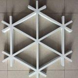 六角形鋁格柵 商場六角形鋁格柵