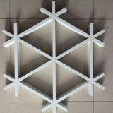 六角形铝格栅 商场六角形铝格栅