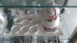 西安陶瓷茶具厂批发,陶瓷茶具销售