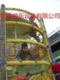 供应国龙进口橡胶弹力绳编织网,全尼龙安全防护网蜘蛛塔