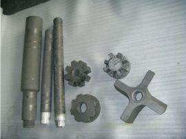 供应抗氧化石墨转子丨石墨除气管丨石墨模具