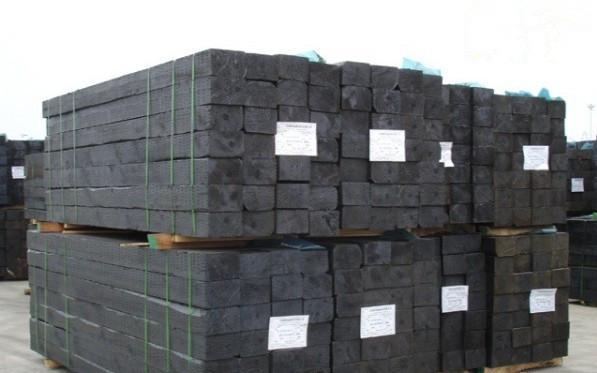 礦山枕木  油浸枕木