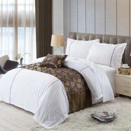 北京学校宿舍床单被罩被子订做批发厂家