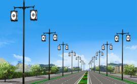 专业灯笼灯 3-10米仿古灯 民族彩绘路灯