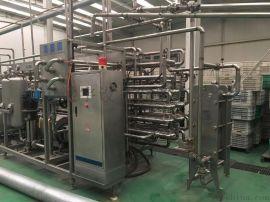 秋季低价促销二手3.5吨8吨管式杀菌机