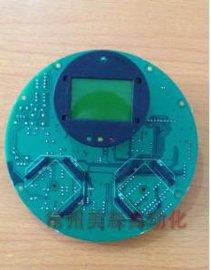 电动执行器液晶板