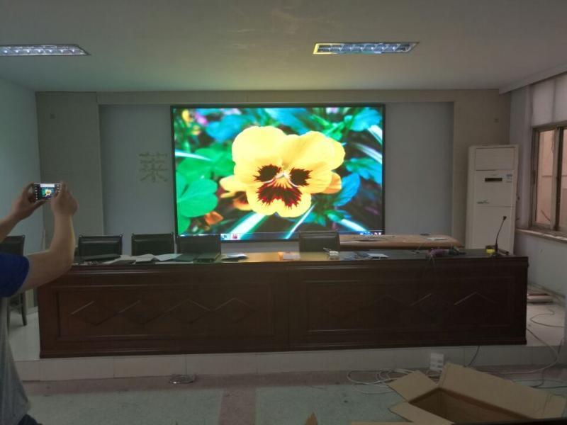 室内高清  色LED显示屏,山东P2.5小间距显示屏