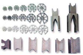 赣州吉安建筑钢筋保护层塑料垫块塑料马凳批发