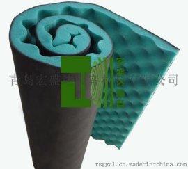 下水管道隔音材料 复合管道隔音棉
