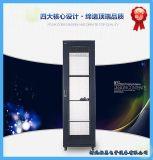 河北石家莊TOTEN/圖騰 K36022 2米/2M 600*1000*1100 22U服務器機櫃/機櫃