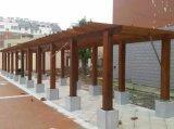 各式防腐木藤架花架葡萄架设计制作安装