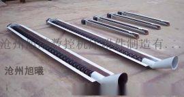 南三条供应数控机床耐磨耐腐蚀螺旋式排屑机及配件