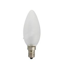 烛形磨砂灯泡C35 铝灯头