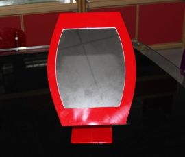亚克力镜子 有机玻璃制品 有机玻璃镜子 亚克力制品