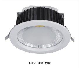 高品质LED筒灯 COB光源 10W12W20W30W室内照明灯