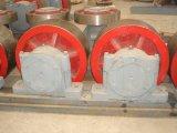 2.4x18米滾筒烘乾機託輪