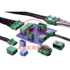 蘇州匯成元現貨供應JAE IL-AG5-16S-D3C1-A 原廠連接器