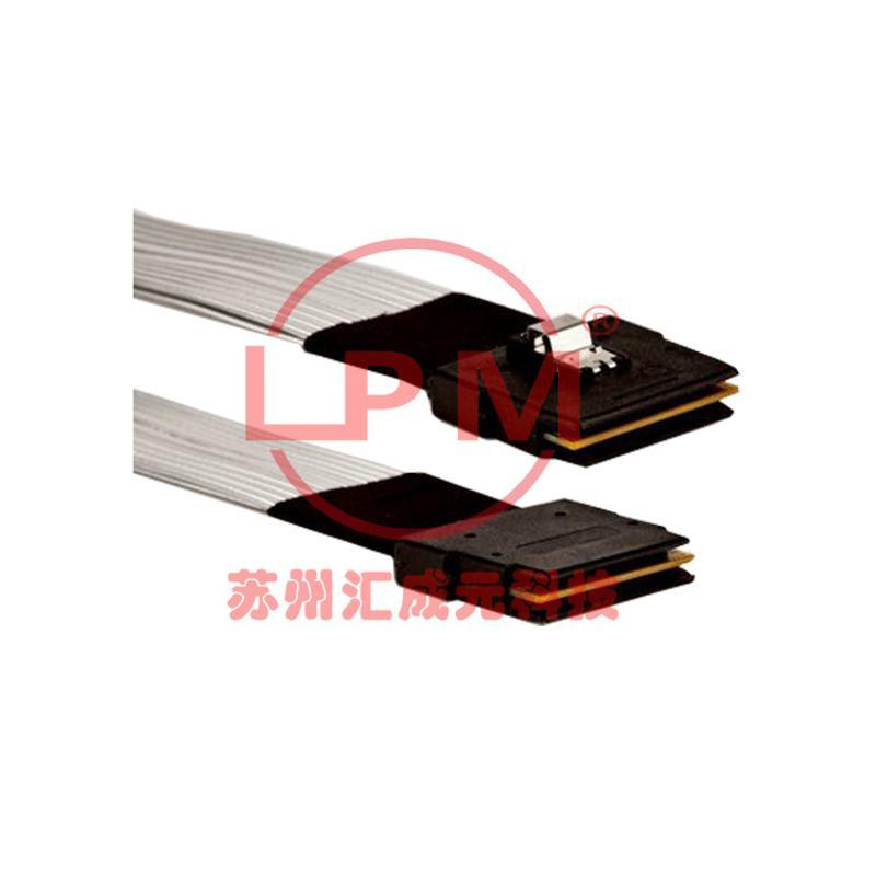 苏州汇成元供3M 8F68-AAG305-0.850SFF-8087miniSAS替代线缆组件