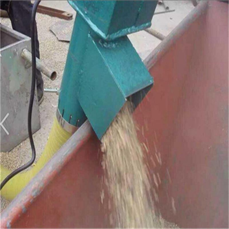 自吸式小麦吸粮机 轻便软管抽沙机qc