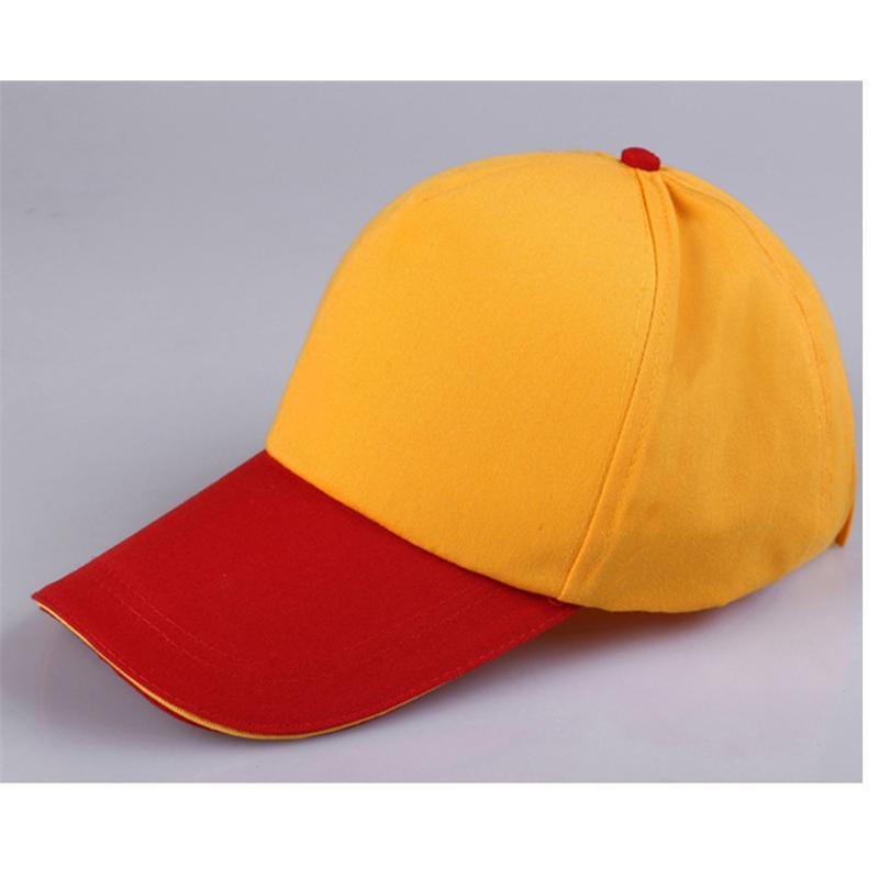 广告促销帽工作帽鸭舌帽咖啡店快餐店奶茶店员工帽子批发定制logo