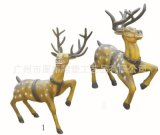 雕塑廠家 定製GRC仿砂岩玻璃鋼動物雕像 園林景觀龍雕