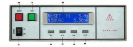 AC3625泄漏电流测试仪