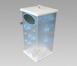 有机玻璃旋转架亚克力旋转展示架深圳亚克力制品厂家