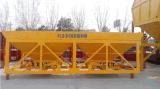 PLD800混凝土配料機價格,兩倉小型配料機