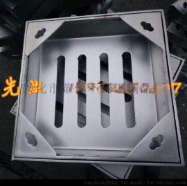 耀恒 供应双层不锈钢电力电缆井盖 新型隐形井盖