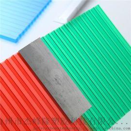 安徽阳光板耐力板厂家直销安徽pc板透明采光板