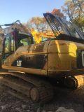 个人出售卡特324D挖机,卡特挖机