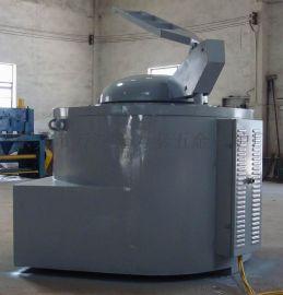 高温烧嘴型坩埚熔铝炉 铝材压铸用熔炼炉