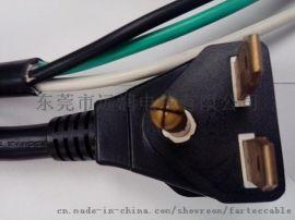 UL美规SJTW 14AWG 3C三芯 16AWG电线 12AWG 18AWG SEOW/SEOOW电线