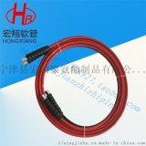 高压钢丝缠绕管 液压胶管总成 高压油管