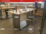華爲不鏽鋼手機體驗桌