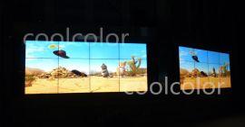 LG液晶拼接大屏高清液晶电视幕墙会议视频系统安防监控
