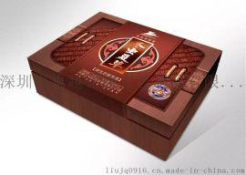 虫草包装盒 虫草木盒 虫草包装木盒 油漆木盒