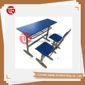 课桌椅厂家直销 学生课桌椅 培训课桌椅