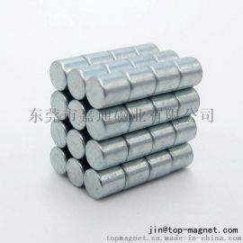 厂家直销稀土 **力 钕铁硼 吸铁石 磁钢 圆形3x3mm