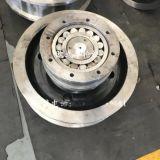 φ320踏面110歐式驅動輪|43軌大車輪|與科尼尺寸相同| 歐式端樑非標定做輪組|歐式球墨鑄鐵車輪組