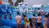 承接全國水上樂園出租 氣模設備 水上樂園租賃價格