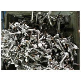 **标准铝合金电机马达前盖外壳 后盖端盖外壳压铸厂