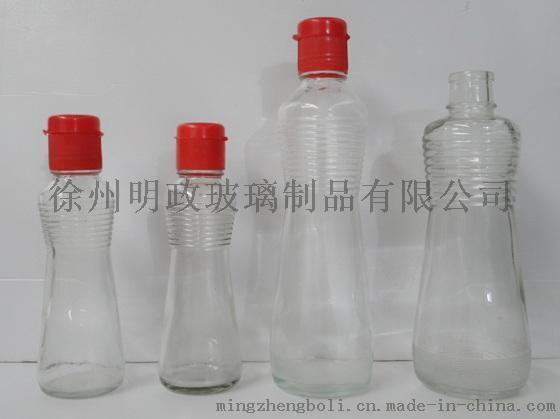 玻璃油瓶廠家 生產麻油瓶 醬油瓶 耗油瓶 山茶油瓶 玻璃瓶 玻璃罐