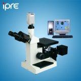 中科普銳PR4XC三目倒置金相顯微鏡 帶金相材料組織分析軟件球化率 晶粒度