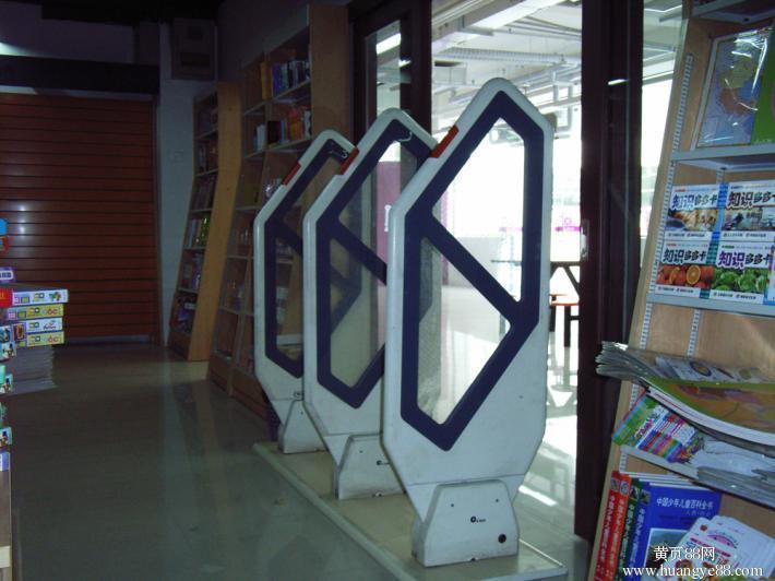 图书馆防盗器安装 图书磁条供应