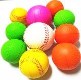 廠家直銷PU發泡棒球 出口日本環保握力棒球 發泡海綿球