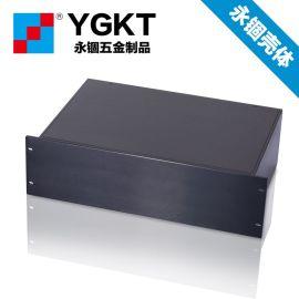 高品质**英寸标准3U机箱295深仪表仪器铝机箱/电力通信工业铝机箱
